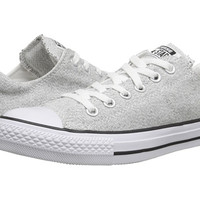 Converse Chuck Taylor® All Star® Madison Heathered Canvas Ox White/Black/White - Zappos.com Free Shipping BOTH Ways