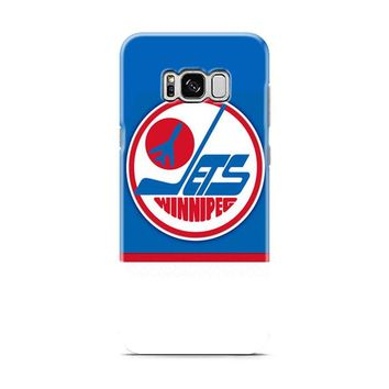Winnipeg Jets Emblem Samsung Galaxy S8 | Galaxy S8 Plus case
