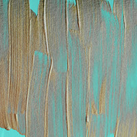 Metallic Abstract Painting #texture #minimalism by Andrea Anderegg Photography