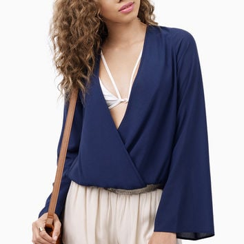 Delicate Touch Top $30
