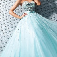 Le Gala by Tony Bowls 113509 | Terry Costa: Prom Dresses Dallas, Homecoming Dresses, Pageant Gowns