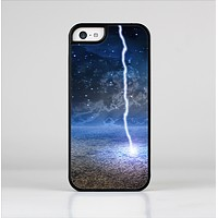 The Energy Planet Discharge Skin-Sert Case for the Apple iPhone 5c