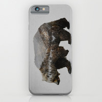 The Kodiak Brown Bear iPhone & iPod Case by Davies Babies