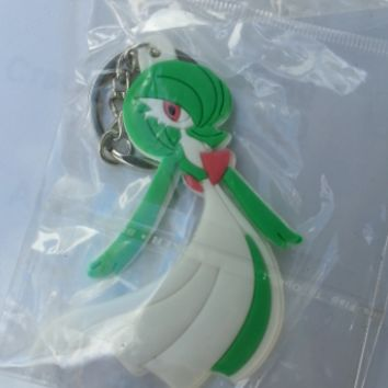 Brand New Japan Anime Video Game Pokemon Gardevoir Keychain