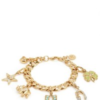 Good Luck Charm Bracelet by Juicy Couture