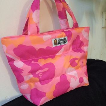 Camouflage Tote Bag [211439616012]
