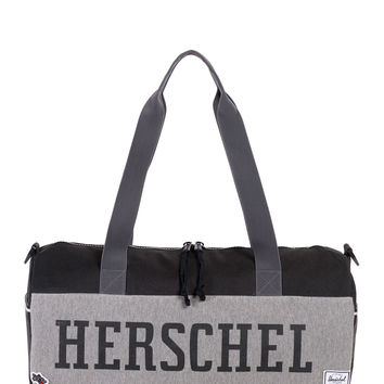 Herschel Supply Herschel Hounds Sutton Duffle Bag - Black