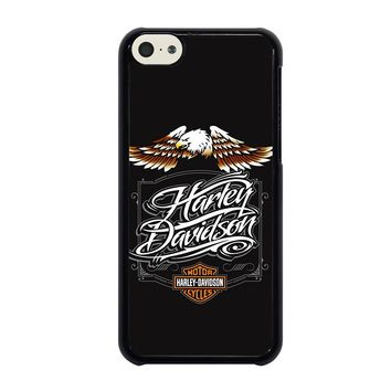 HARLEY DAVIDSON USA iPhone 5C Case Cover
