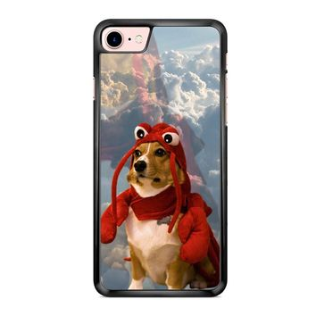 Lobster Corgi Doggo 2 iPhone 7 Case