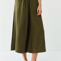 Silence + Noise Lara Culotte Pant | Urban Outfitters