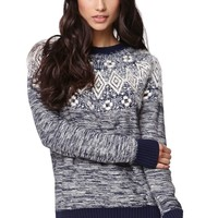 Roxy Eyelash Pullover Sweater - Womens Sweater