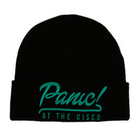 Panic! At The Disco Watchman Beanie