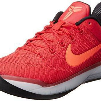 nike kobe a d men basketball sneakers new low university red  number 1