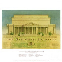 The National Archives, Washington DC