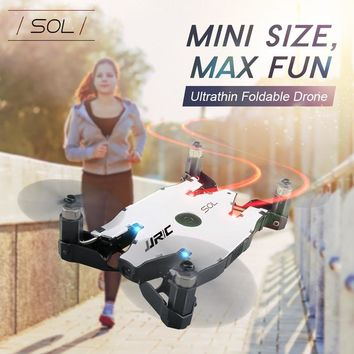 Ultra Thin Foldable Drones Selfie Drone With Camera
