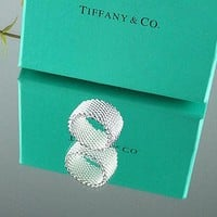 8DESS Tiffany & Co Woman Fashion Accessories Fine Jewelry Ring