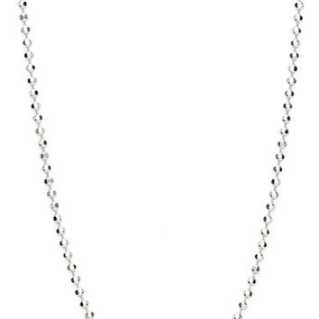 Women's Argento Vivo Ball Chain Necklace