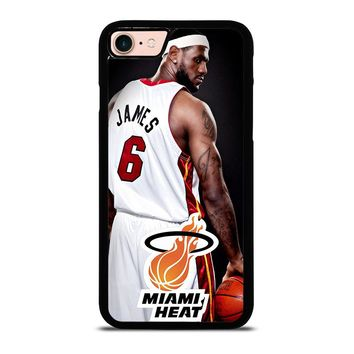 LEBRON JAMES iPhone 8 Case Cover