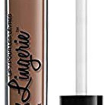 NYX Professional Makeup Lip Lingerie, No.01 Honeymoon, 0.13 Fluid Ounce