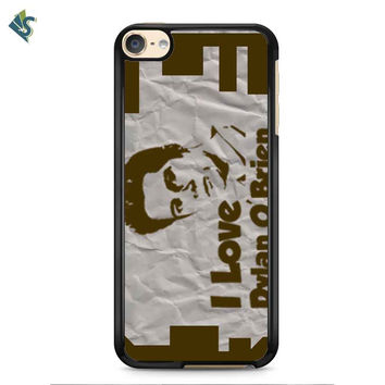 Dylan O' Brien Teen Wolf Mtv iPod 6 Case