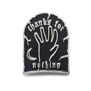Thank You Note Pin (Limited Edition)