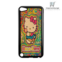 hello kitty vintage For IPod 4|5 Case