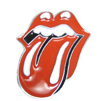 Rolling Stones Belt Buckle - Classic Tongue