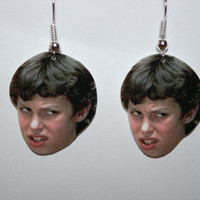 Sam Weir Freaks and Geeks Earrings Television Jewelry