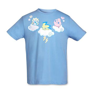 Johto Cuties Youth Relaxed Fit Crewneck T-Shirt
