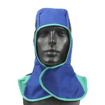 ONETOW Anti-dust Mask Safety Welding Cap fire retardant flame Mask  Breathable welding safety mask Personal defense Face mask