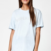 Kendall and Kylie Oversized Crew Neck T-Shirt at PacSun.com