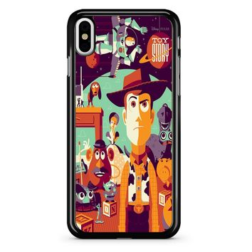 Disney Toy Story iPhone X Case