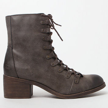 Billabong March To The Sea Lace-Up Booties at PacSun.com