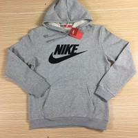 DCCKH3F Women Fashion 'NIKE' Hooded Top Sweater Pullover Sweatshirt Hoodie