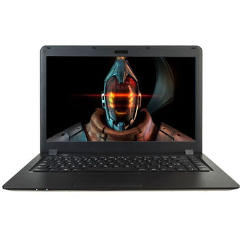 "14"" Full HD Screen Hairline Metal Case Laptop Computer Dual Core Notebook 4GB RAM & 500GB HDD WIFI HDMI 1.3MP Webcam"