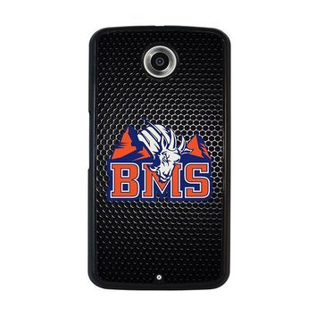 bms blue mountain state nexus 6 case cover  number 1