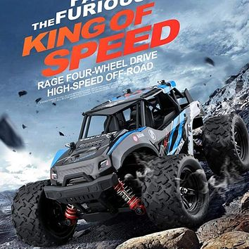 40+MPH 1/18 Scale RC Car 2.4G 4WD High Speed Fast Remote Controlled Large TRACK