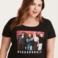 The Breakfast Club Squad Goals Tee