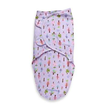 Summer Infant® Size Small/Medium Cotton SwaddleMe® in Pink Trees