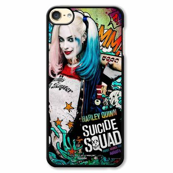 Suicide Squad Harley Quinn 2 iPod Touch 6 Case