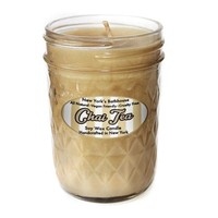 Chai Tea Mason Jar Candle