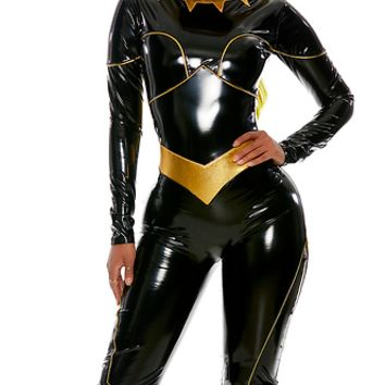 Bad Blood Super Sexy Super-Villain Comic Book Character Costume