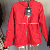 Charles River Full Zip Rain Jacket