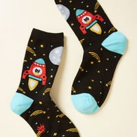 Cute for the Stars! Socks