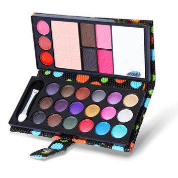 Professional 18 Colors Eye Shadow