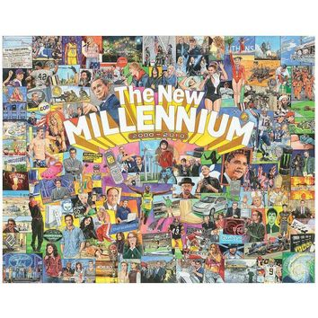 The New Millennium 1,000-Piece Jigsaw Puzzle