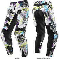 2010 FOX RACING WOMENS GEO 180 MX MOTOCROSS RACING OFFROAD PERFORMANCE PANT #10
