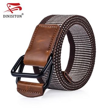 New Arrival Men's Canvas Belt Military Tactical Strap Army Belts For Men Fashion Men