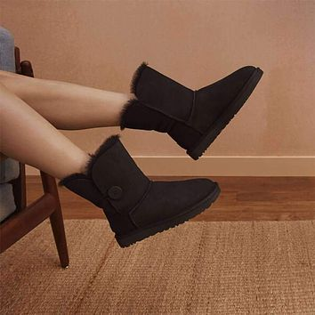 Women's Bailey Button II Boot by UGG