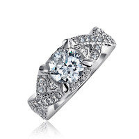 Bling Jewelry Eternal Promise Ring